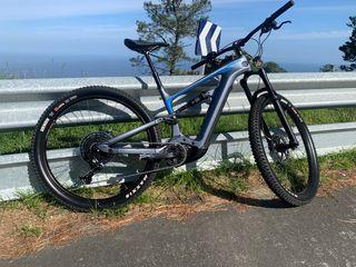 Bicicleta Ebake Cannondale