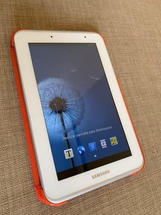 Samsung Galaxy Tab 2 - 7.0 8Gb Wifi Blanca