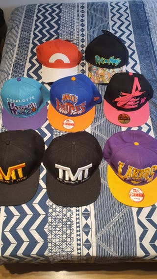 Gorras varias