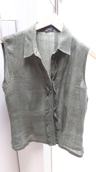 Camisa de lino de Pedro del Hierro
