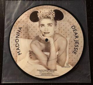 """Madonna Dear Jessie 7"""" Picture Disc"""