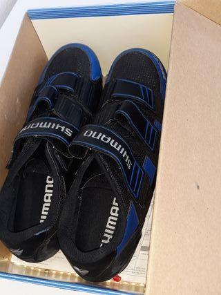 zapatillas Shimano ciclismo
