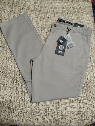 Pantalón chino de caballero talla 46