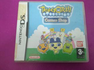 Juego TAMAGOTCHI Nintendo DS