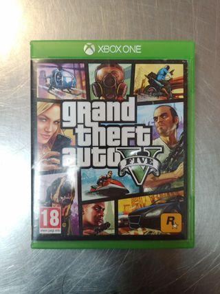 GTA V, Xbox One