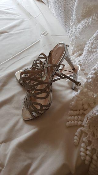 Sandalias de Fiesta de Elvio Zanon, n37