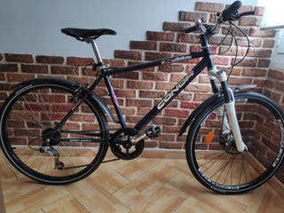 bicicleta connor xc25s