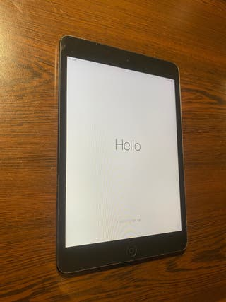 iPad mini 32gb Wifi + Cellular