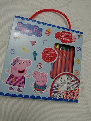 Pack creativo Peppa Pig