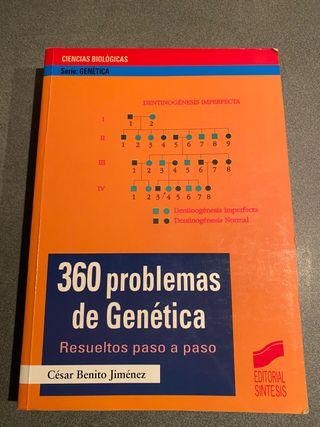 360 Problemas de genetica