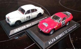 Oferta coches Rallyes escala 1/43
