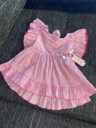 Lolittos colección flamenco conjunto blusa y short