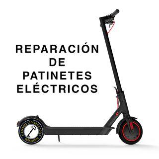 Reparación de patinetes