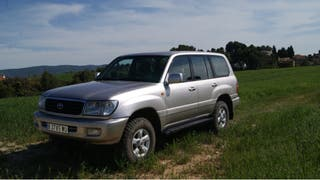 Toyota Land Cruiser 100 2000