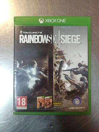 Rainbow Six Siege, Xbox One