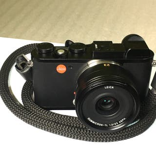 Leica CL + Summicron TL 23mm f2 asph.