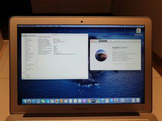 Macbook Air 13.3 i5 8gb 256GB SSD 2018