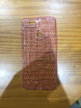 Funda Xiaomi Mi A1 rosa