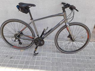 Bicicleta Specialized como nueva