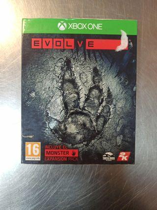 Evolve, Xbox One
