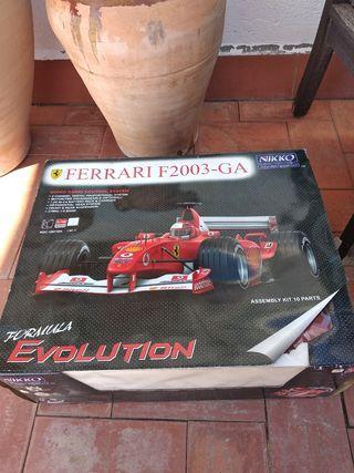 Ferrari autocontrol