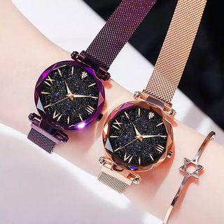 ladies watch reloj para mujer magnetico