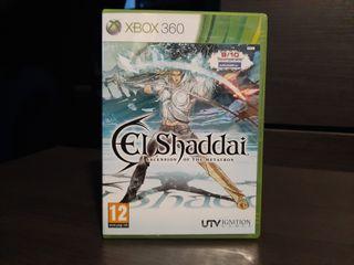 El Shaddai Xbox 360 Pal España - Completo