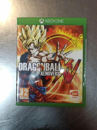Dragon Ball Xenoverse, Xbox One