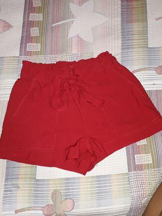 pantalon corto xs