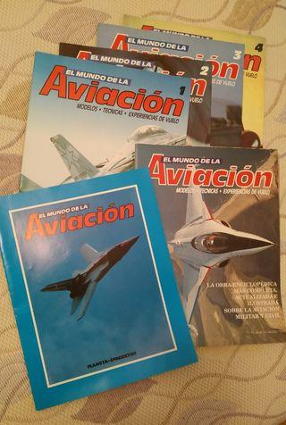 El mundo de la Aviación Aviones