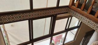 ventanal aluminio grande