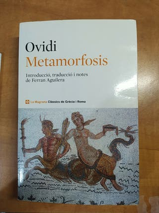 Metamorfosis Ovidi