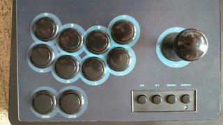MANDO JOYSTICK ARCADE PC,PS3,PS2 MARCA LIONCAST