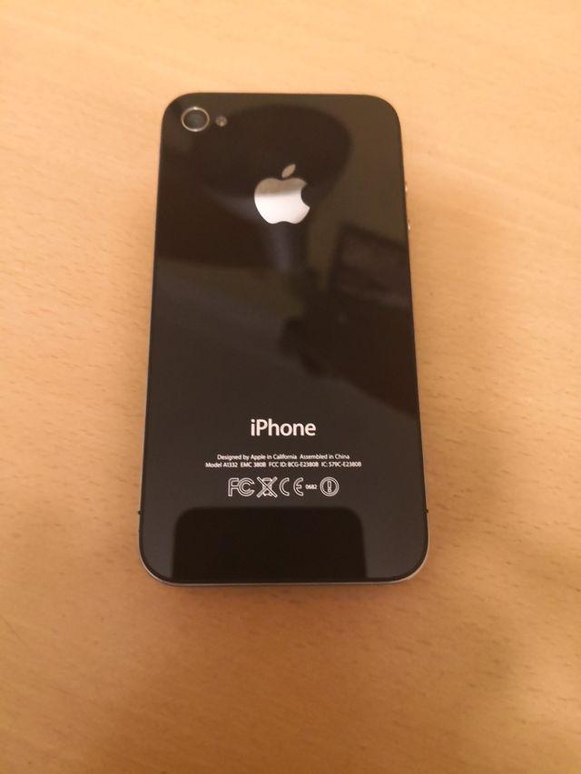 iphone 4 de 8 gigas libre