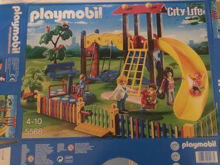 Parque infantil Playmobil Summer fun