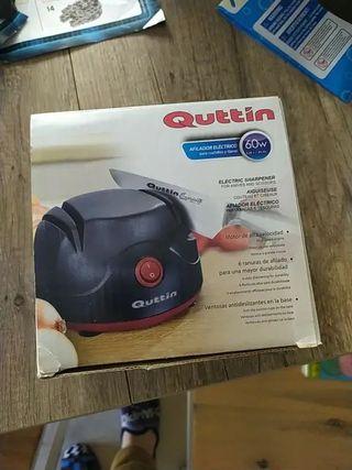 Afilador eléctrico de cuchillos Quttin. Nuevo