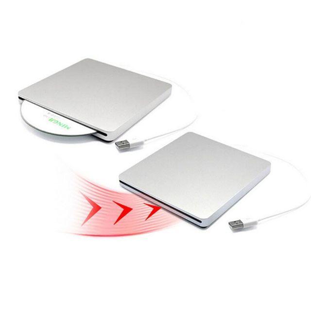 Lector grabador USB externo de AppleDVD y CD