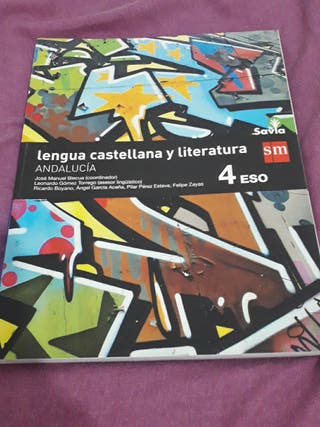 libro de lengua 4 eso