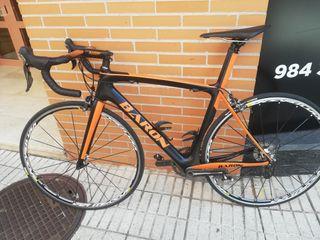 vendo bicicleta BH g5 de carbono