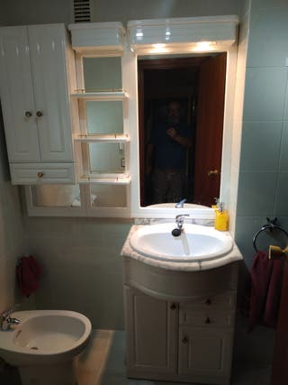 armario del baño