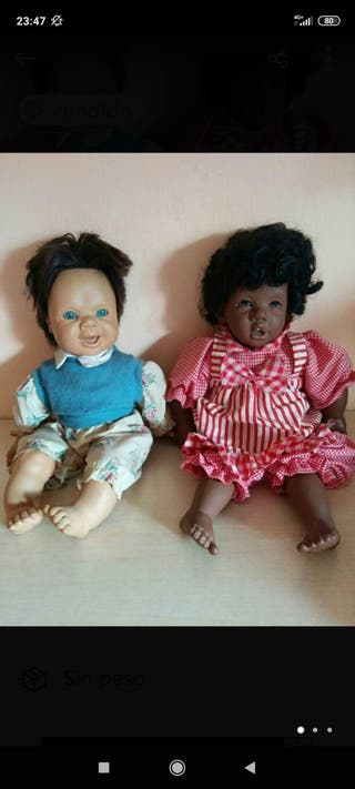 muñecos de colección