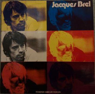 Disco vinilo Jacques Brel