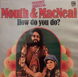 Disco vinilo Mouth & MacNeal