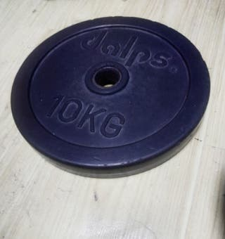 Disco 10 KILOS (28mm.) / Gimnasio/ Pesas / Discos.