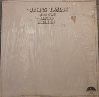 Disco vinilo James Taylor