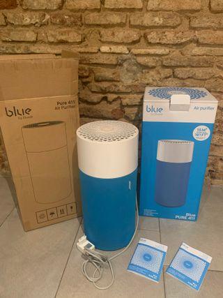 Blue Pure 411 air purifier (purificador de aire)