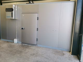 Camara industrial frigorífica Zanotti- MITAD PRECI