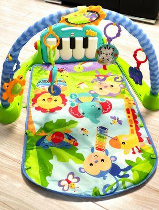 Manta juegos bebés Fisher Price