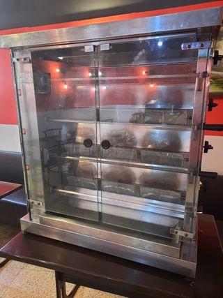 maquina asador de pollos
