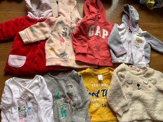 Lote bebé niña 3 a 6 meses (17 prendas)